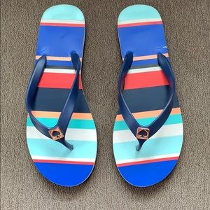 Kate Spade Size 10 Flip Flops